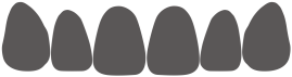 tooth shape
